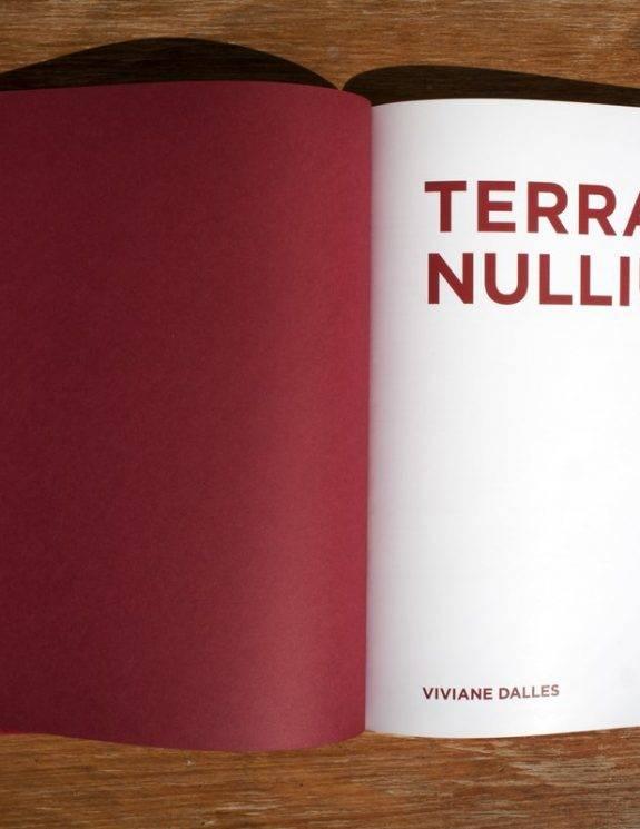 Terra Nullius by Viviane Dalles