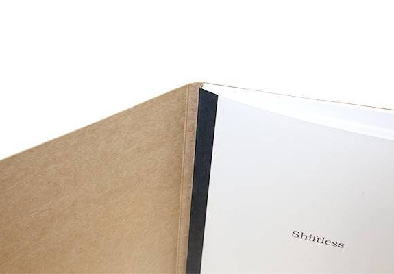 Shiftless Photobook by Dead Porcupine