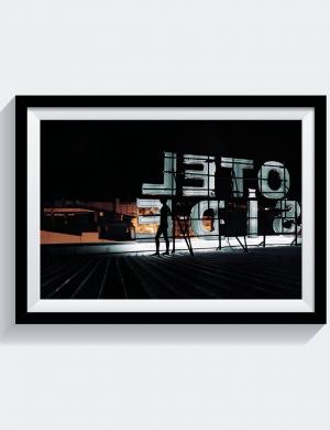 YCEDFNBARC - Laura Lafon - Hotel Fine Art Print