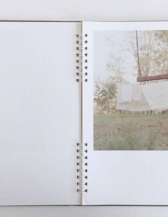 Sunday back home -Milo Montelli Book Photo
