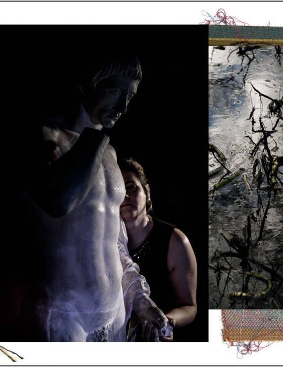 Cover Gianluca Balocco - Immaginando - The Image Through The Senses