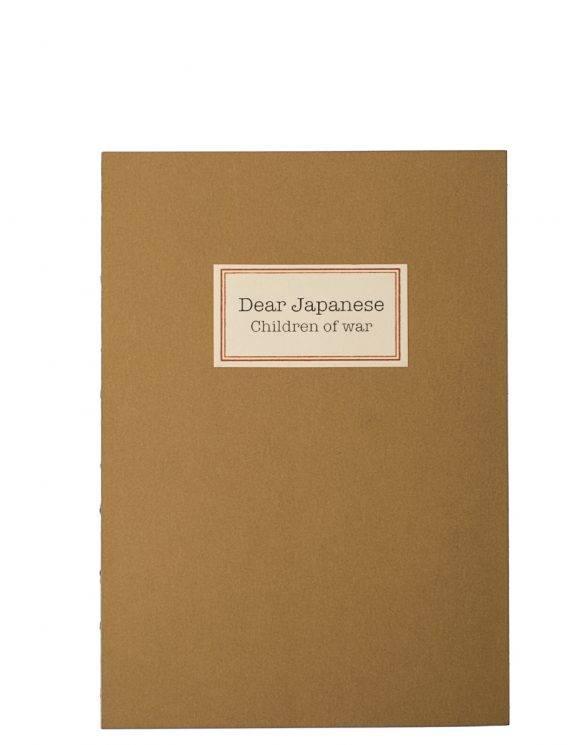 Dear Japanese: Children of War Book Cover