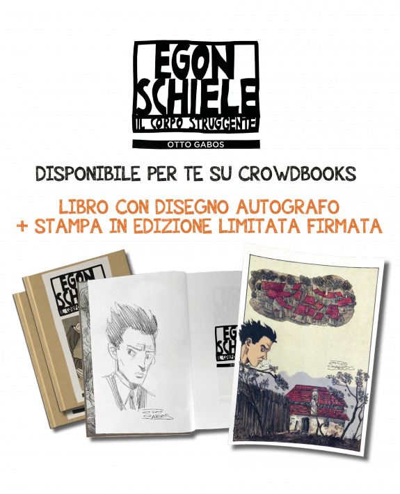 Egon Schiele, Il corpo struggente – Edizione Limitata