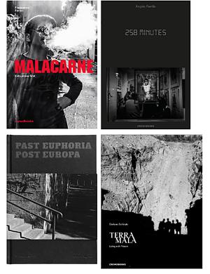 Reportage Pack – 4 libri di Reportage in bianco e nero pubblicati da Crowdbooks
