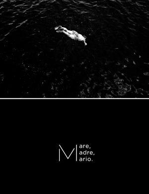 M - Mare, Madre, Mario - Paolo Manzo - Crowdbooks Publishing