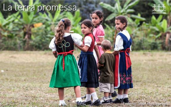 La Terra Promessa - Federico Tovoli - Crowdbooks